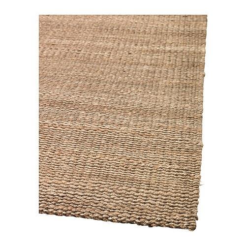 jute rug ikea trnby vs vejen hernando house lohals matta sltvvd 200x300 cm ikea floors rugs. Black Bedroom Furniture Sets. Home Design Ideas