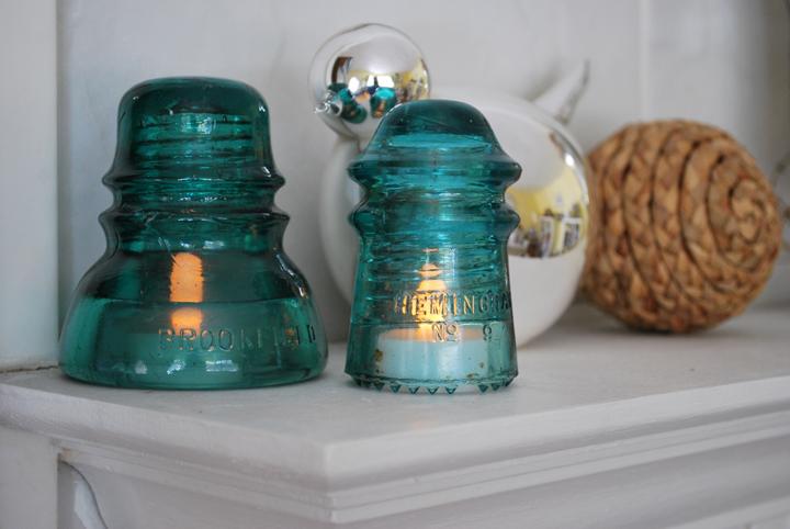 Glass Insulators Hernando House