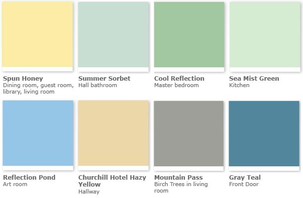 Lowes valspar paint chart for Valspar color visualizer