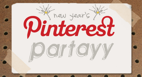 New Years Pinterest Partayy